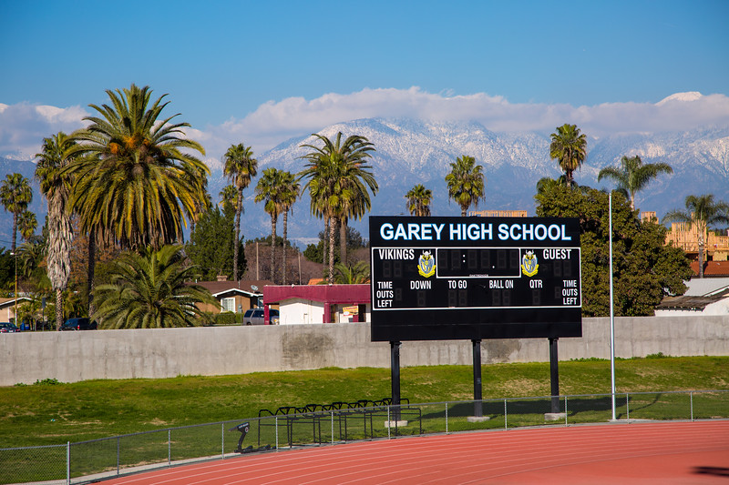 2017_01_25, CA, Garey High School, Pomona
