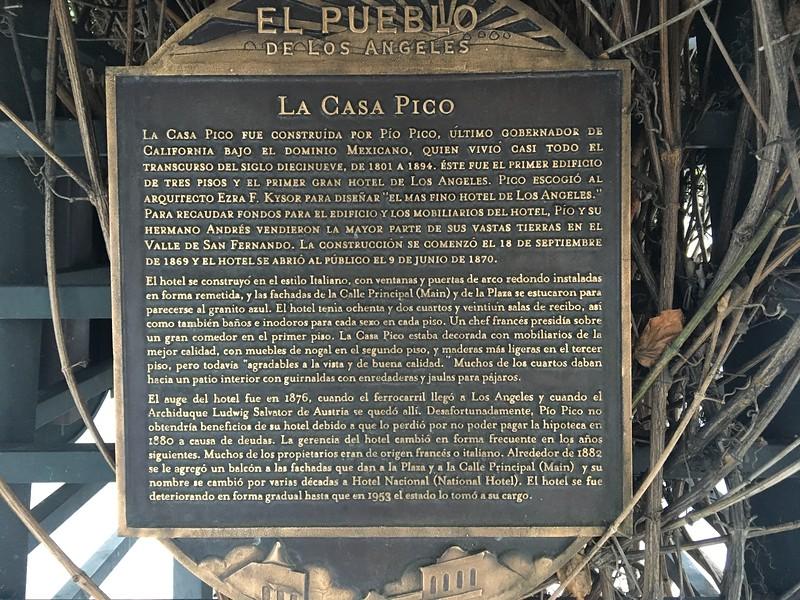 La Casa Pico