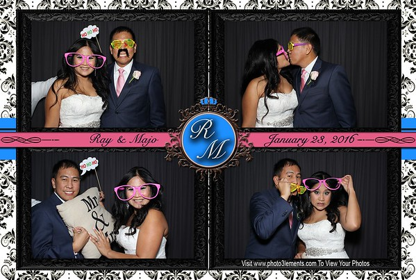 Majo and Ray's Wedding