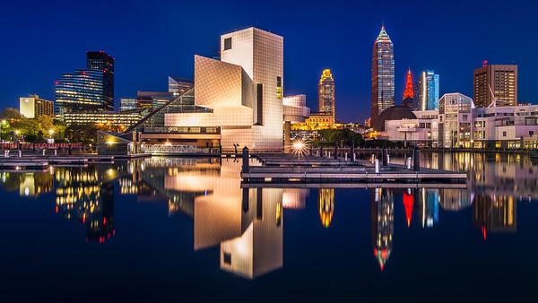 Cleveland Columbus Ohio