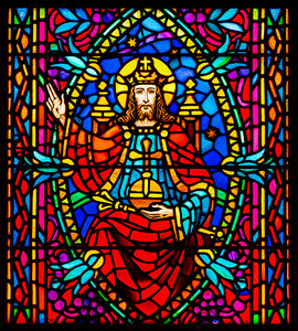 The Windows of St. Luke