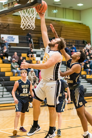 2020-11-24 - Sullivan North Boys vs West Greene @ North