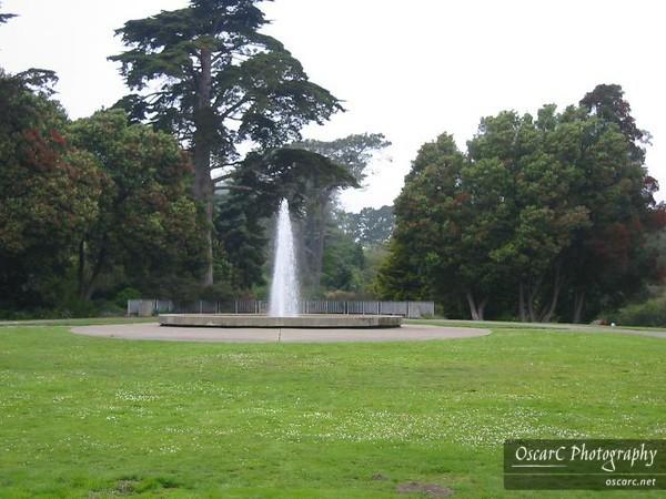 Golden Gate Park 2002
