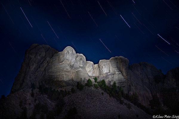 7- Drive via Black Hills, Caverns to Rapid City, SD & Mt. Rushmore
