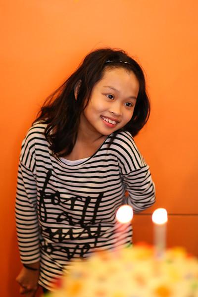 Rebecca Mak Birthday Party 2012