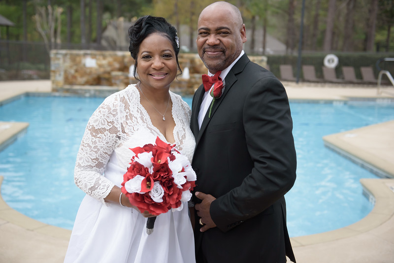 Darlene and Stacey Wedding 03/19