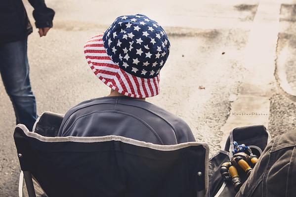 Veterans' Parade-2015