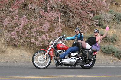 Ride 4 The Ta Ta's 2013