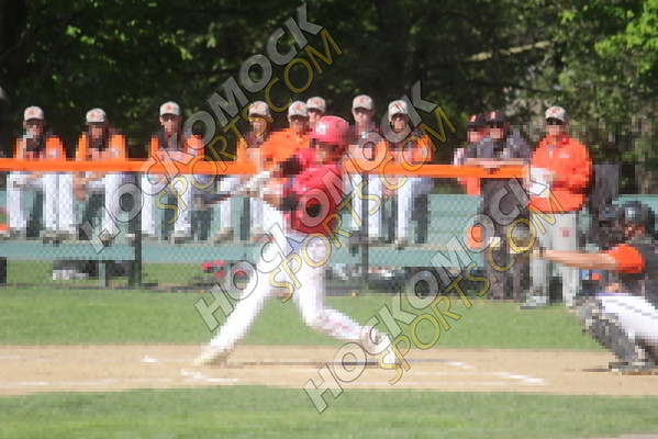 Oliver Ames-Milford Baseball 05/13/15