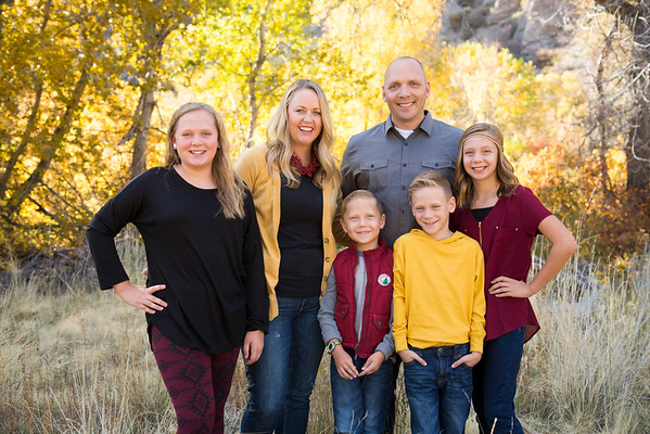 Robinson Family 2016