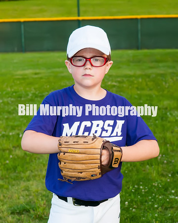 2016  7-8 Baseball  Purple Team, May 23, 2016