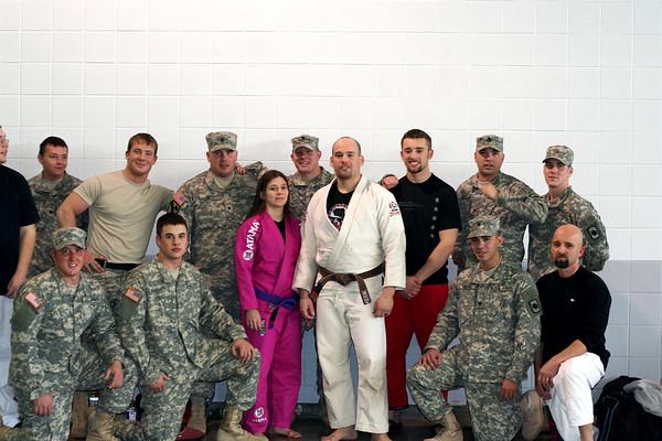 Jory's National Guard Seminar 2.3.07