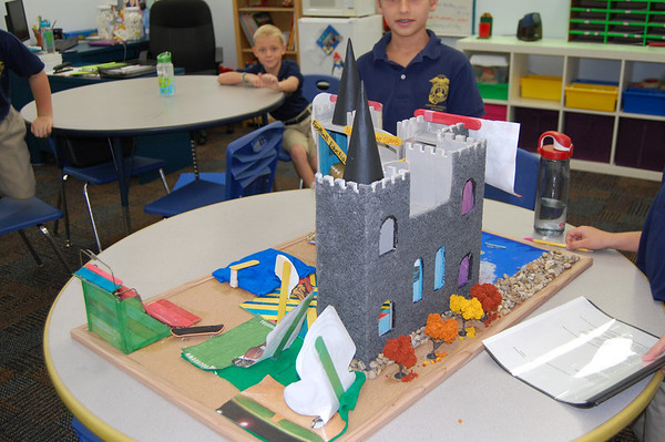 Design a School Project