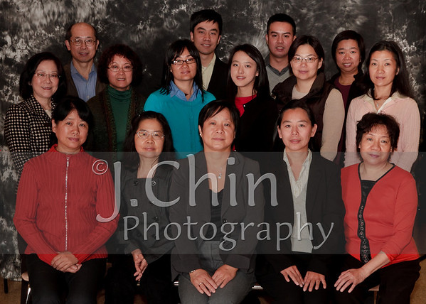 2010-2011 Staten Island Chinese School - Staff Photos