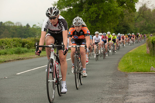 NATIONAL JUNIOR WOMENS RR CHAMPIONSHIPS CLITHEROE MAY 2011