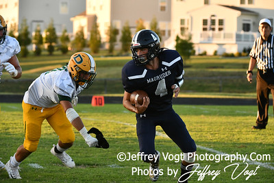 9/20/2019 Colonel Zadok Magruder HS vs Damascus HS Varsity Football, Photos by Jeffrey Vogt Photography