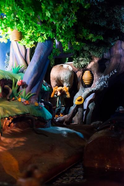 Drop Coming! - Magic Kingdom Walt Disney World