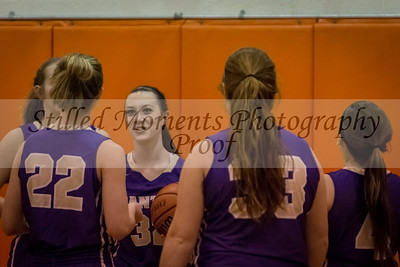Canton Lady Giants Basketball