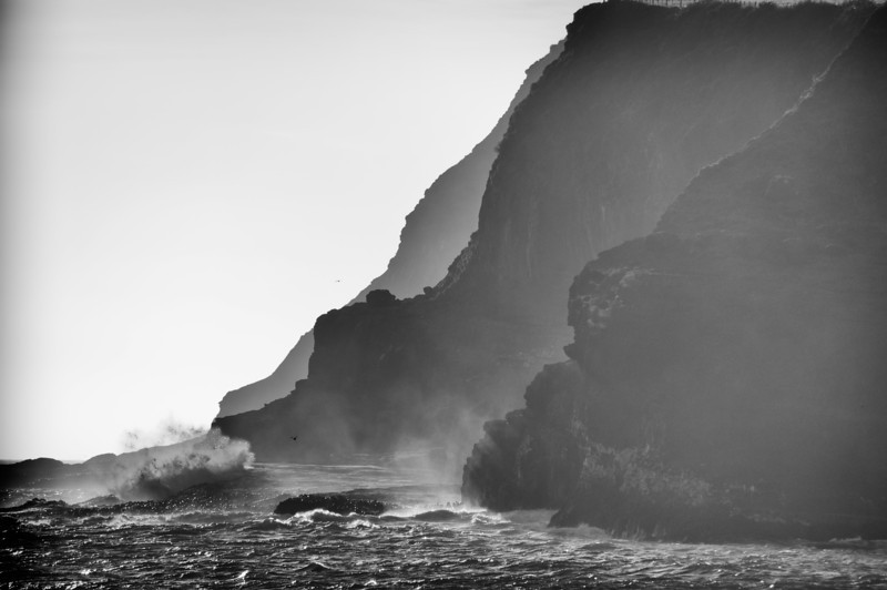 Across Curio Bay