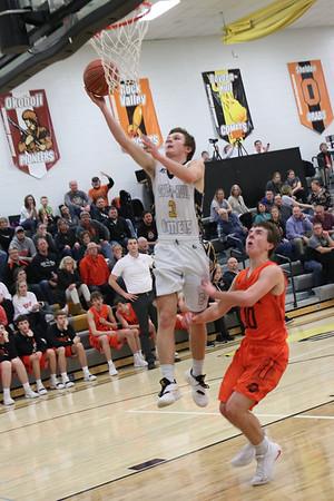 BH boys' basketball 2-5-19