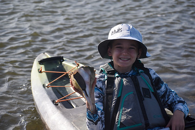 9AM Heart of Rookery Bay Kayak Tour - Biggs, Krajniak & Pelkey