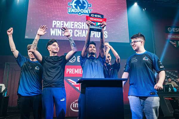 ESL Premiership CS:GO Winter Season 2019 Finals