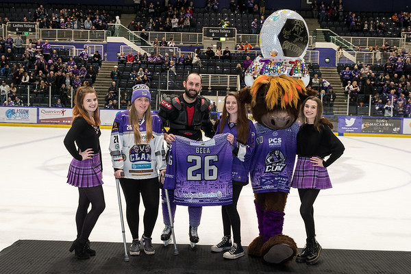 PCS 'Brave The Shave' and Jersey Auction