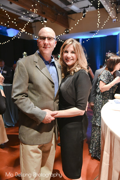 Steve Talan and Rosanna Chenette