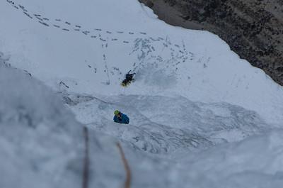 02 11 Sappada Diagonale ice climbing