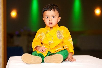 Happy 1st Birthday Day Jaishnav