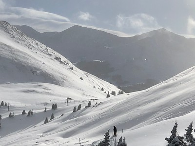 January and February 2018 (Copper Mountain)