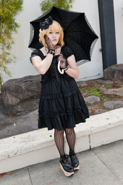 Gothic Lolita at the 2011 J-POP Summit Festival