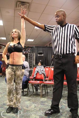 Nikki Valentine vs  Sammi Lane