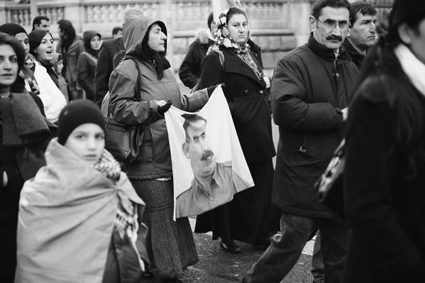 Kurdistan Ocalan Protest