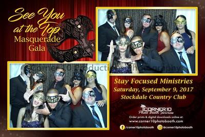 See You At The Top Masquerade Gala