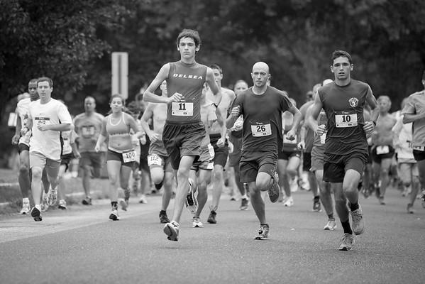 Hot Run in the Summertime 5K 2013