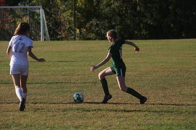 Girls soccer, 2019 season
