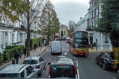 LONDON DAY 1