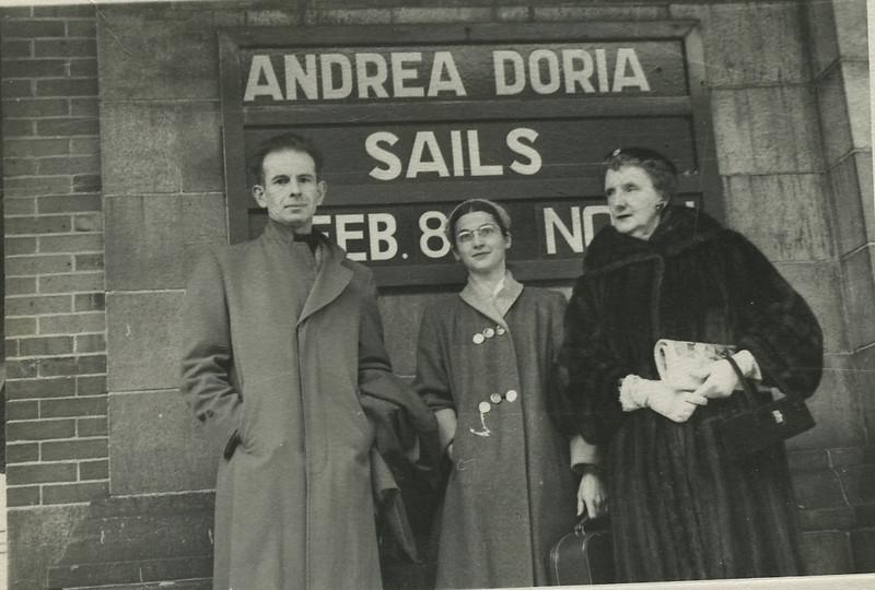 Bernie Minarovich, Cait Straus sailing of the Andria Doria  .jpg