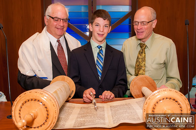 The Bar Mitzvah of Jackson S.