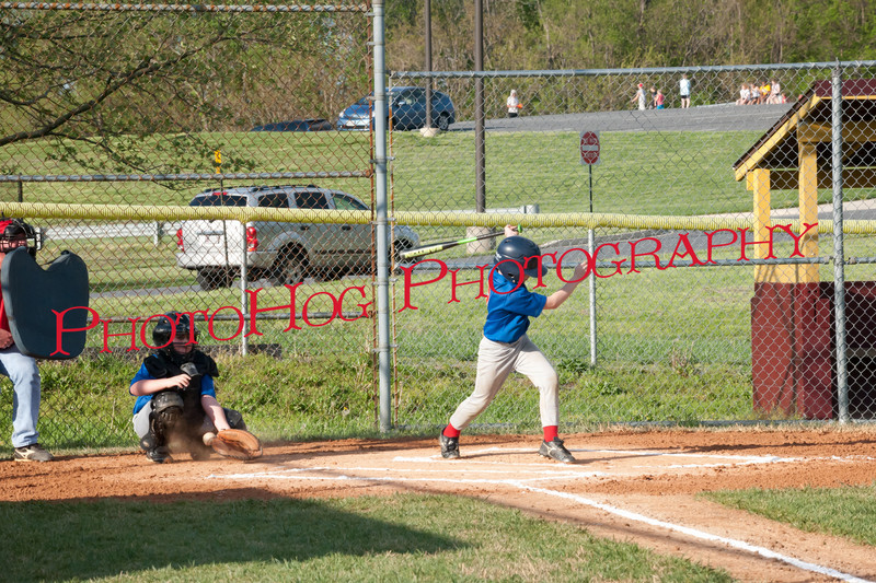 Brunswick baseball  April 28, 2011