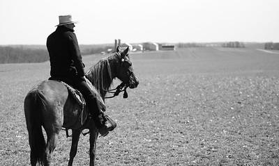 Amish Rider