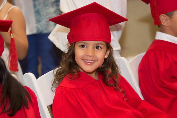 Kieran Graduates PreSchool