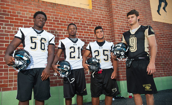 2012 Herald Football Previews