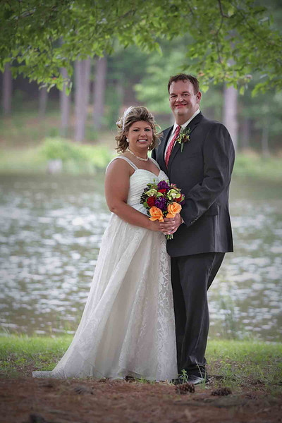 Kevin and Dawn Partlow by Jeff and Melissa