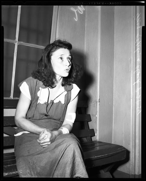 1954, Child Cruelty Suspect