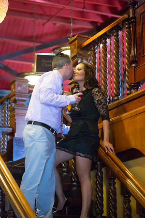 Paloma and Eric