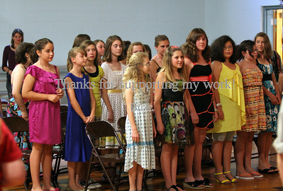 BES Class of 2012 Promotion