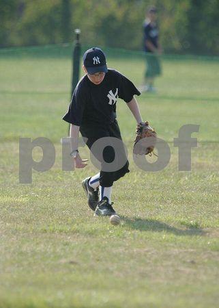 """06/21/2005 Yankees vs Cubs """"minors"""""""