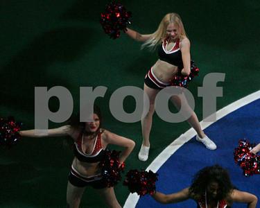 4/7/2013 - Rochester Knighthawks vs. Toronto Rock - Air Canada Centre, Toronto, ON